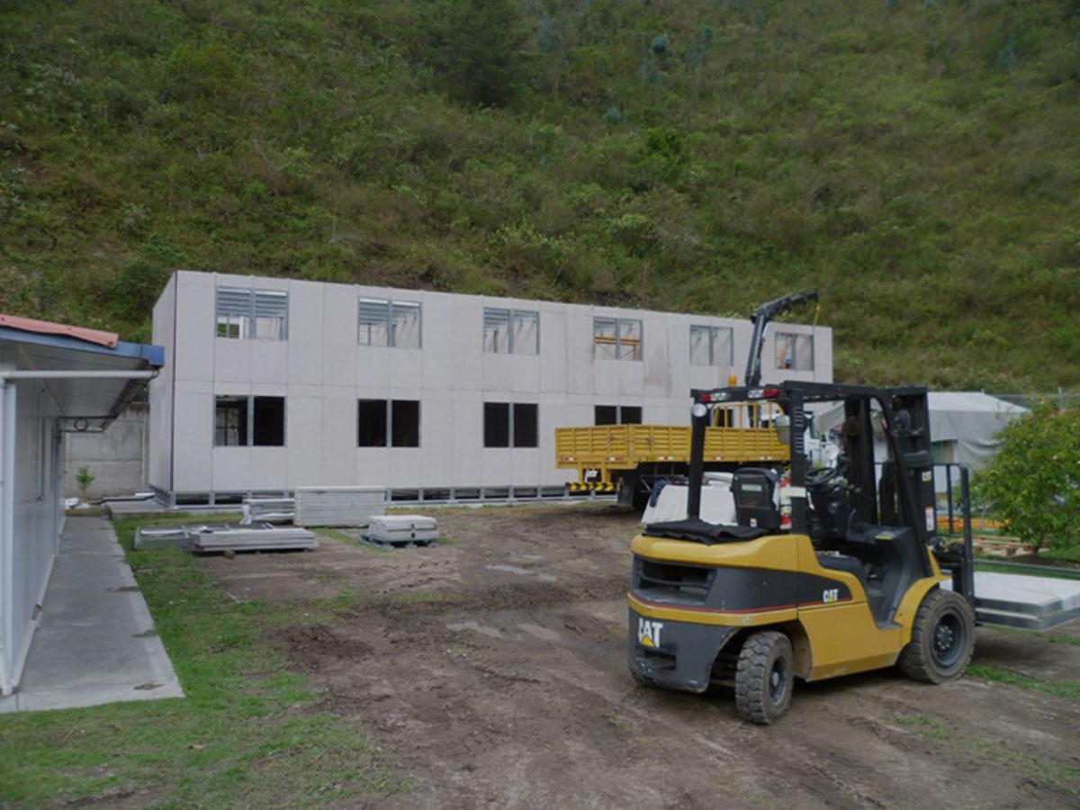 Casas Prefabricadas Modulares Sostenibles