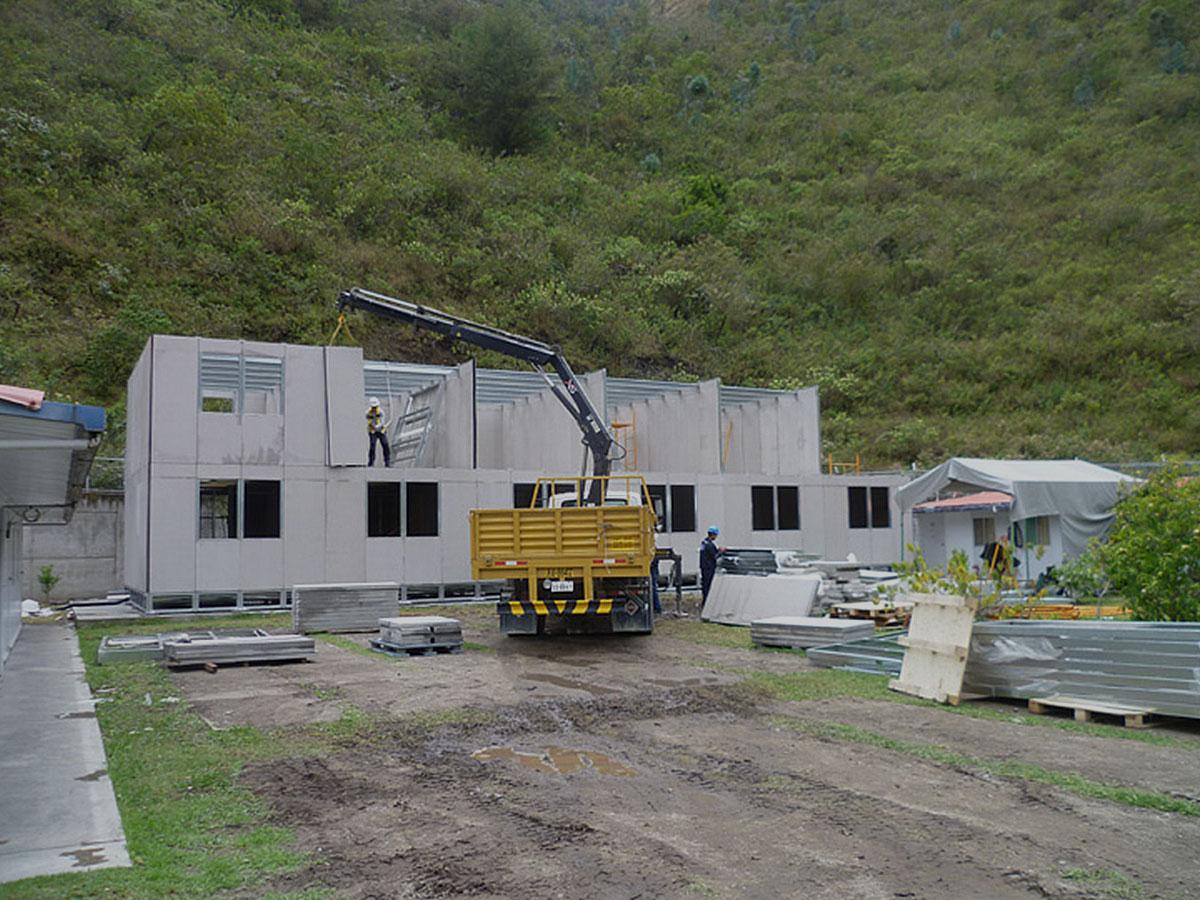 Casas Prefabricadas Modulares Rápida Construcción