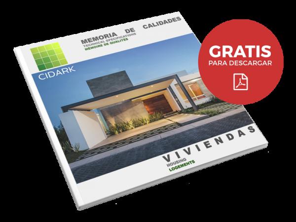 GRATIS para Descargar en PDF. Memoria de Calidades Casas Prefabricadas Modulares