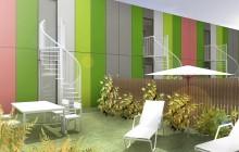Terraced Design Houses Cidark