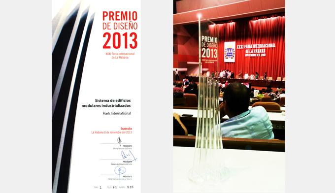 Premio FIHAV 2013