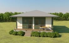 Detached Modular House