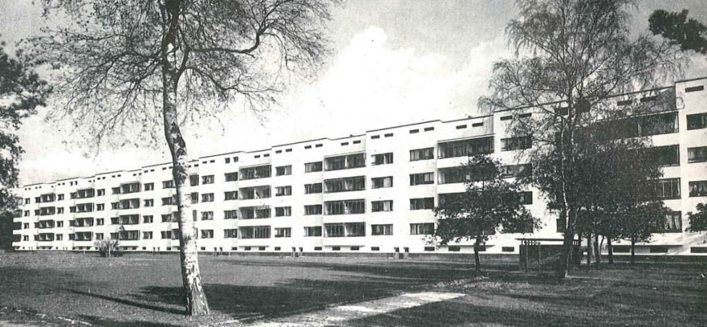 Arquitectura Racionalista Gropius