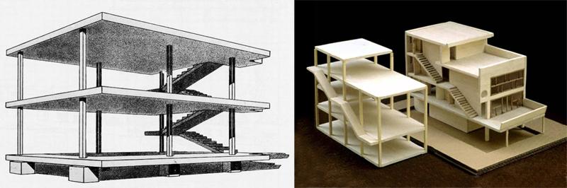 Prototipo Dom-Ino & Citrohan