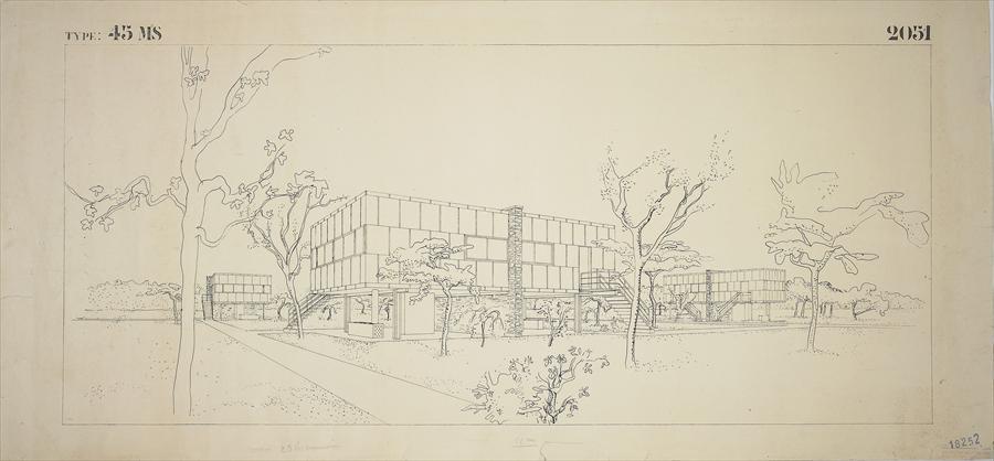 Proyecto Prefabricado Le Corbusier