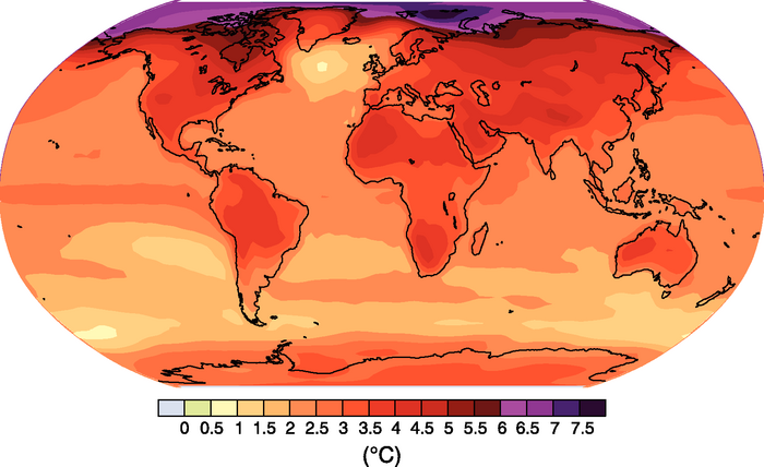 Global Warming 2099