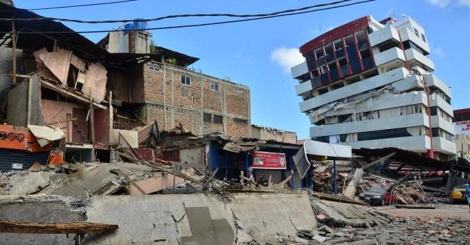 Desastre Ecuador
