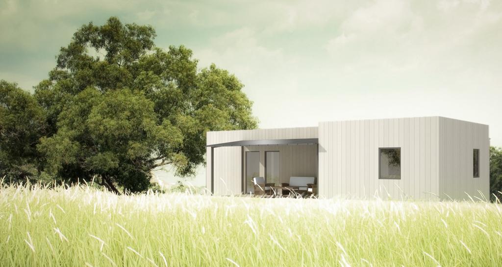Design Mobile Home BM-A-01